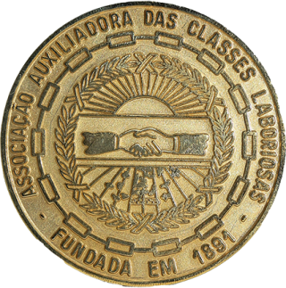 Medalha da Assoc. Auxiliadora das Classes Laboriosas