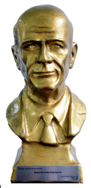 Busto de Paul Harris