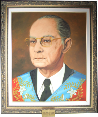 Retrato de Jose Menezes Junior