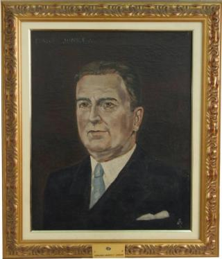 Retrato de Marrey Júnior