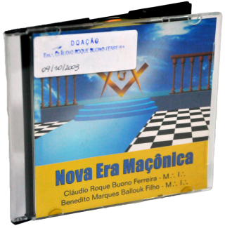 CD da Nova Era Maçônica